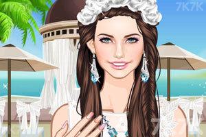 《白色梦幻婚礼》游戏画面2
