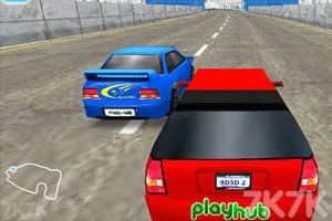 《3D超级竞速3》截图1