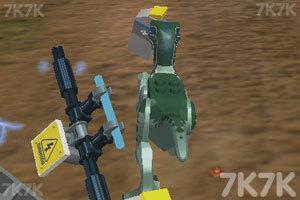 《乐高侏罗纪世界》游戏画面5