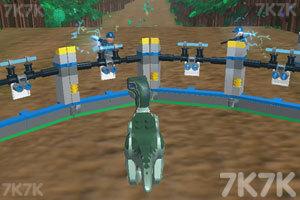 《乐高侏罗纪世界》游戏画面3