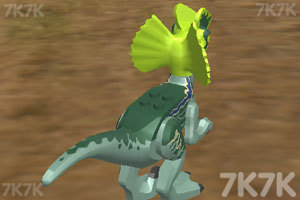 《乐高侏罗纪世界》游戏画面4