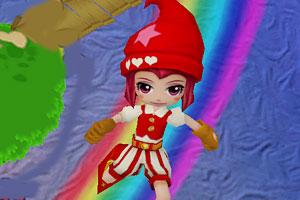 《抓住彩虹的女孩》游戏画面1