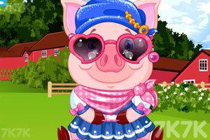 《脏兮兮的小猪》游戏画面4