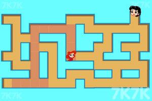 《人鱼公主偷懒》游戏画面4
