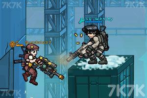 《救世英雄3无敌版》游戏画面2