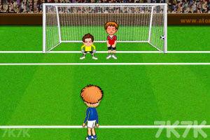 《疯狂的足球冠军》游戏画面3