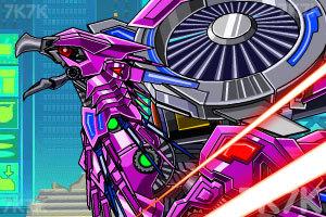 《组装机械雄鹰》游戏画面4