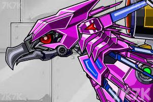 《组装机械雄鹰》游戏画面1