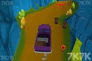 《环山路上的货车郎》游戏画面4