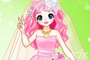 《卡哇伊小新娘》游戏画面2