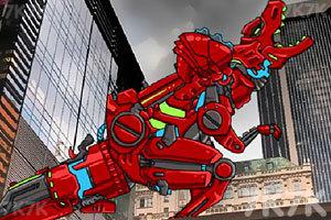 《组装机械拼图》游戏画面2