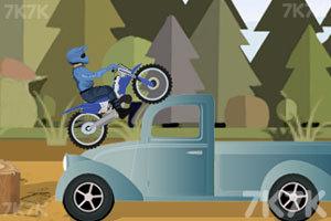 《垃圾场的摩托党》游戏画面2