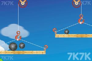 《小球天平玩平衡》游戏画面2