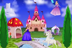 《装饰芭比的城堡》截图1