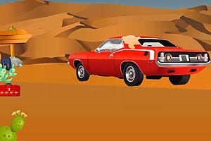 《撒哈拉沙漠逃脱》游戏画面1