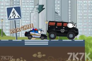 《奇趣撞车2加强版》游戏画面5