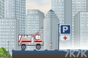 《奇趣撞车2加强版》游戏画面4