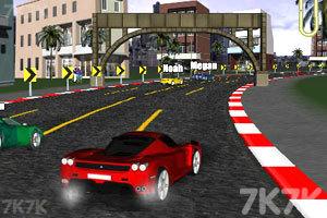 《黄金海岸赛车2》游戏画面3