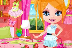 《芭比宝贝变身水果公主》截图3