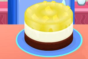 朵拉的芝士蛋糕