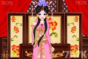 《古装俏公主》游戏画面1