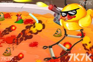 《汤锅中的乱舞无敌版》游戏画面3