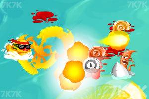 《汤锅中的乱舞无敌版》游戏画面2