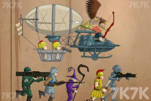 《原始防御战8》游戏画面3