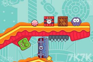 《甜甜圈小怪2》游戏画面3