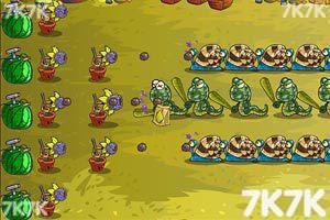 《水果保卫战5》游戏画面2