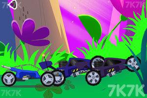 《迷你四驱车竞赛》游戏画面3