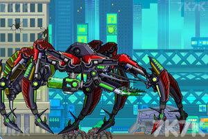 《组装机械蜘蛛女皇》截图6