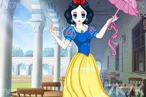 《森迪公主的童话梦》游戏画面1