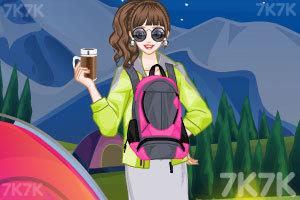 《一起去露营》游戏画面2