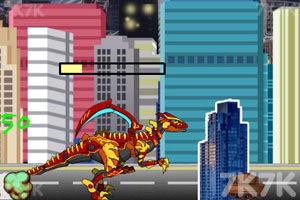 《机械恐龙跑酷》截图1