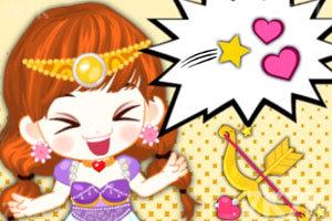 《阿sue变身魔法女孩》游戏画面2