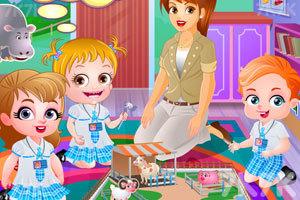《可爱宝贝认识小动物》游戏画面1