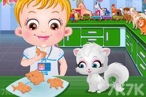 《可爱宝贝认识小动物》游戏画面2