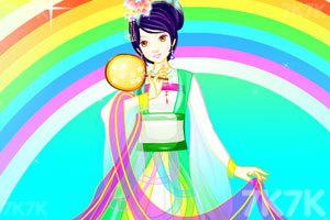 《古装彩虹仙女》游戏画面3
