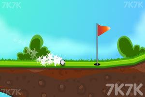 《野外高尔夫》游戏画面4