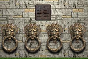《逃出图卢姆古城》游戏画面1