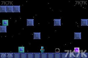 《太空人保护传送门》游戏画面1