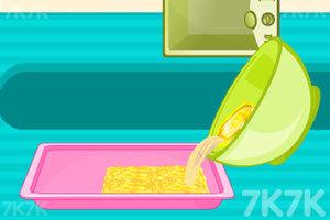 《制作香草冰淇淋》游戏画面3