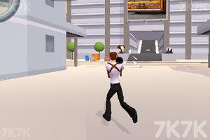 《警探闯黑帮》游戏画面4