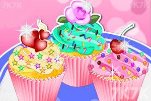 《可爱的纸杯小蛋糕》游戏画面1