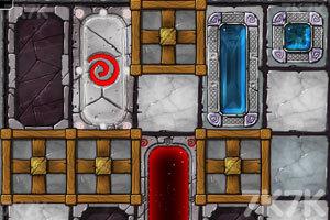 《魔法水晶归位》游戏画面3