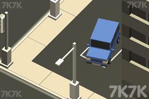 《迷你卡通停车》游戏画面3