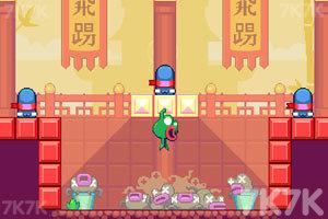 《忍者青蛙》截图3