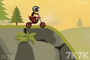 《你最喜欢的摩托》游戏画面3