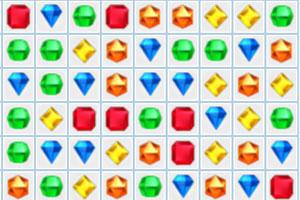 《美丽的宝石迷阵》游戏画面1